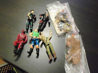 toys/collectibles ...gi joes.. pokemon..battlestar galactica.etc