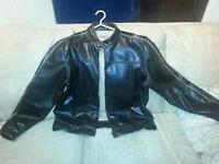 Manteau cuir Bobby.K