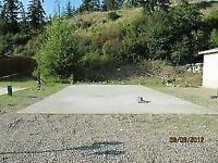 RV Lot for Rent at Gateway Lakeview Resort