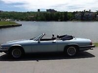 1990 Jaguar XJS Convertible  Excellent condition