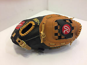 RAWLINGS ADULT RIGHTHANDERS LEATHER BASEBALL/SOFTBALL  GLOVE