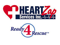 HeartZap First Aid Courses- In-Class and On-Line Blended Program