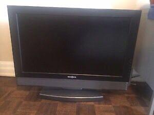 "Insignia 28"" LCD tv"
