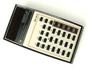 Texas Instruments Vintage Calculator