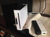 WII SYSTEM PLUS EXTRAS