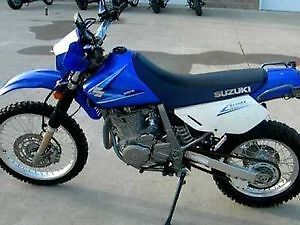 Suzuki DR 650 2008 with FMF Full Exhaust
