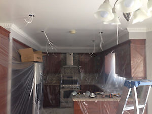 POT LIGHTS INSTALLATION $55 - licensed electrician London Ontario image 6