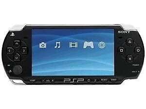 PSP 2001 MODDED TO PLAY EMULATED GAMES