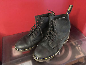 Doc Marten Boots - Men Size 8  8.5 Made In England