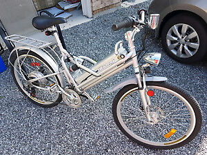 """Strong 26"""" electric bike"""