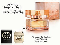 Perfume by Federico Mahora /Gucci-Guilty