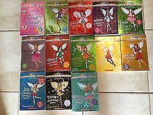 Rainbow Magic Lot - 13 books (16 stories)