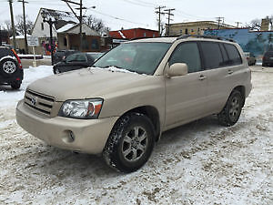 Yard Clearing Price ! 2006 Toyota Highlander SUV, Crossover