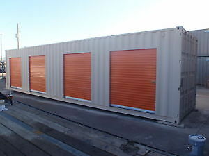 Custom Modified New & Used Shipping Storage Containers
