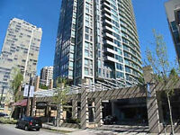 Modern Furnished One Bedroom Apartment for Rent in Yaletown #327