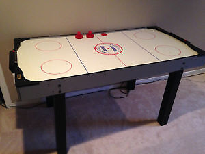 AIR HOCKEY TABLE GAME - DISMANTLED-PRICE REDUCED