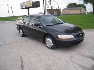 1998 Honda Accord Sedan - EXCELLENT DELIVERY OF FIRST CAR