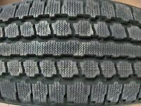 WINTER TIRES! 275/65R18 ONLY $185! TONS OF SIPING !