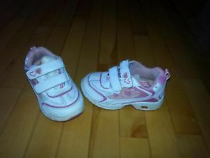 Little Girl's Size 7/8 Light-Up Sneakers for Sale!