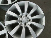 mitsubishi lancer rims and tire