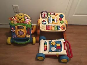 A huge lot of baby toys. AVAILABLE