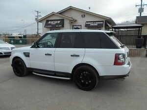 2011 Land Rover RangeRover Sport Supercharged - $88 Month