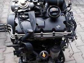 Volkswagen 1.9 Tdi BXE Engine 2009!