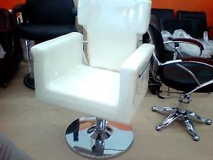 chaise hydraulique coiffeur