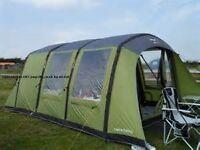 Vango Eternity 400 Airbeam 4 berth tent plus awning