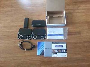 Sony PSP 1001 with nice leather case