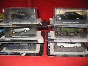 James Bond Modellauto Collection
