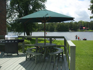 Waterfront Cottage Sleeps 8