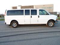 2007 Chevrolet Express Fourgonnette, fourgon