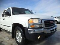 2006 GMC Sierra 1500 Z71 4X4-ONE OWNER-EXCELLENT SHAPE IN/OUT