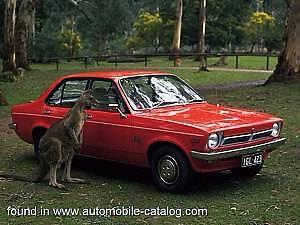 1975 TX SL Holden Gemini Sedan Wagga Wagga Wagga Wagga City Preview
