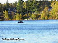 SPECIAL JUL 04-11 BEAUTIFUL RIVER FRONT COTTAGE SHEDIAC AREA