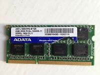 Memoire laptop 8gb DDR3