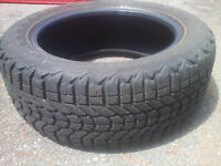 Firestone Winterforce 205/55R16 91S call John: 416 315-9238