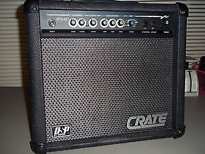 Crate GFX-20 Electric Guitar Amplifier With DSP Effects