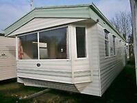 Static Caravan Clacton-on-Sea Essex 2 Bedrooms 6 Berth ABI Brisbane 2000 St