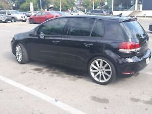 2012 Volkswagen Golf GTD Hatchback