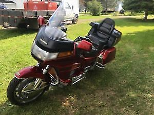 1992 goldwing 1500 interstate reduced $2999