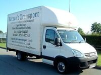 House removals and piano delivery / Disposals ( KITSONS TRANSPORT SERVICES )
