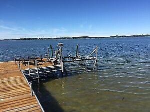 Aluminum Docks and Boat Lifts