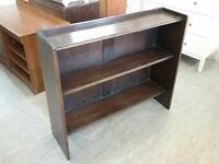 20% OFF ALL ITEMS SALE - Bookcase / Shelves - Great Shabby Chic Paint Project - Can Deliver For £19