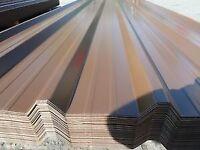 Brown Box profile roof sheet 3m