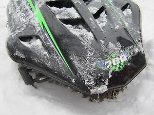 LOOKING FOR SMASHED OR BLOWN UP SLEDS.