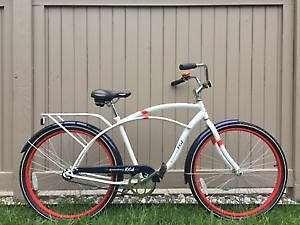 new in box kronenbourg 1664 cruiser bicycle