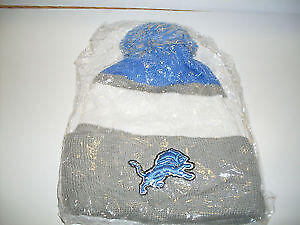 Detroit Lions NFL Bud Light Toque *NEW* $10.00