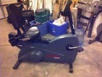 life fitness 9500hr commercial Upright & Recumbent Bikes